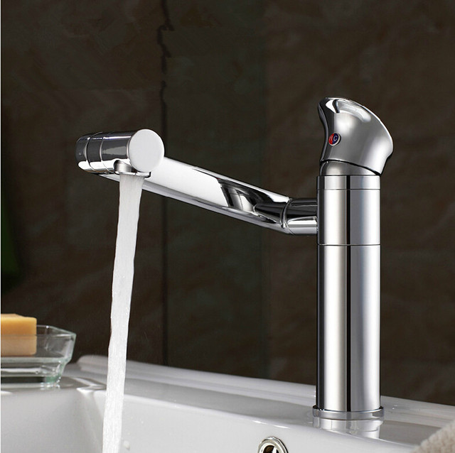Bathroom Faucets Single Lever aliexpress : buy bathroom faucet for sink tap lucky cat basin
