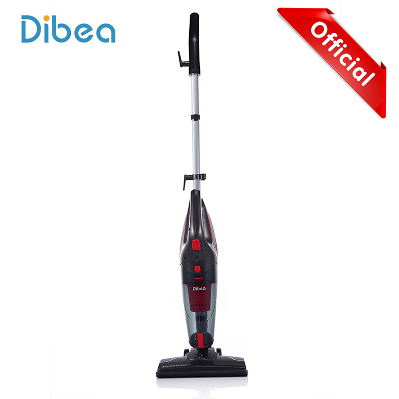 Dibea SC4588 RU Free Shipping Corded Vacuum Cleaner With Handheld Dust Collector Multifunctional Brush Household Stick Aspirator цена и фото