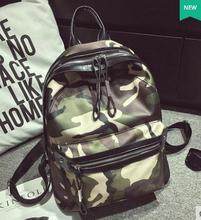 Новый 2016 водонепроницаемый нейлон рюкзак женский BaoChao контракт джокер мода холст отдыха и путешествий сумка