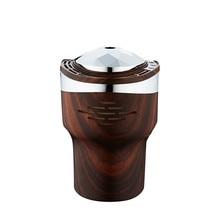 5 В паровой автомобиль увлажнитель воздуха Арома диффузор usb древесины Дизайн автомобиля Ароматерапия Увлажнитель Essential Масла диффузор очиститель