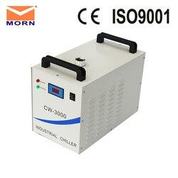 MORN CW3000 agregat wody lodowej przemysł agregat do CO2 maszyna do laserowego cięcia i grawerowania 6090 1390