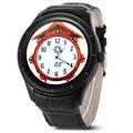 "Original Finow Q3 plus 3G watch with 1.4"" AMOLED Display Bluetooth SIM Card Heart rate 512m+4g smart watch"