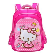 Princess Sofia Hello Kitty Backpack for Girls Cartoon Spiderman Boys School  Bags Children Kids Nylon Bookbag Satchel Mochila 33fafc76720dc
