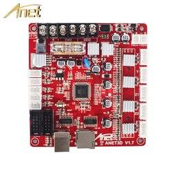 1 шт. Anet 3d принтер Плата управления для Anet A8 & A6 & A3 & A2 3d принтер Reprap i3 3d принтер части материнская плата 4 цвета