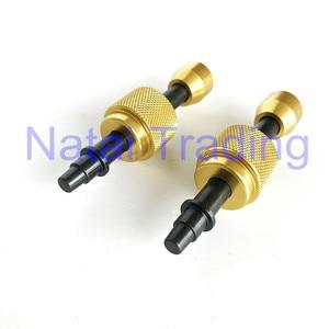 Бесплатная доставка! Уплотнительное кольцо для клапана с контролем инжектора common rail, инструменты для установки инжектора серии Bosch 110 и 120