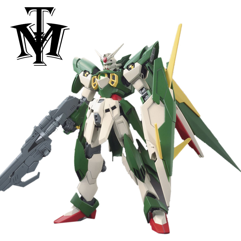 Image 2 - Anime Gaogao 13cm HG 1/144 Wing Gundam Fenice XXXG 01WF model hot kids toy action figuras assembled Phoenix Robot puzzle gift-in Action & Toy Figures from Toys & Hobbies