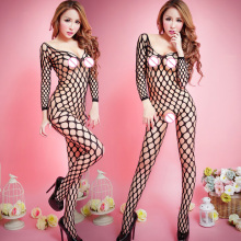 Hot Sexy Fishnet Bodystocking Big Hole Body Stockings Sex Products Bodysuit Erotic Lingerie for Women