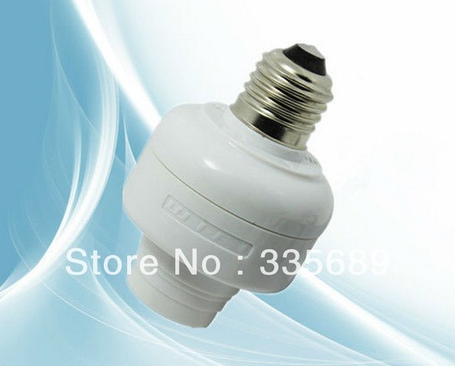 WF510 E27 WiFi Lamp Adapter works with the E27 triac dimmable high power led bulbs
