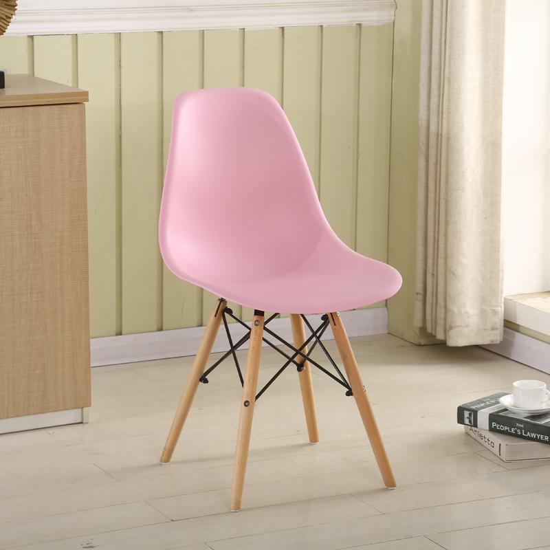 Модный стул, современный минималистичный стул, креативный стул, стол, офисный стул, домашний, скандинавский, обеденный стул - Цвет: style 3