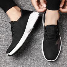 Купить с кэшбэком High Quality Men Casual Sneakers Summer Autumn New Men Shoes Breathable Comfortable Men Casual Shoes Flats Zapatos Drop Shopping