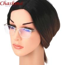 Chashma Titanium Glasses Frame Men Prescription Eyeglasses Women Myopia Optical 2018 New Korean Screwless Eyewear