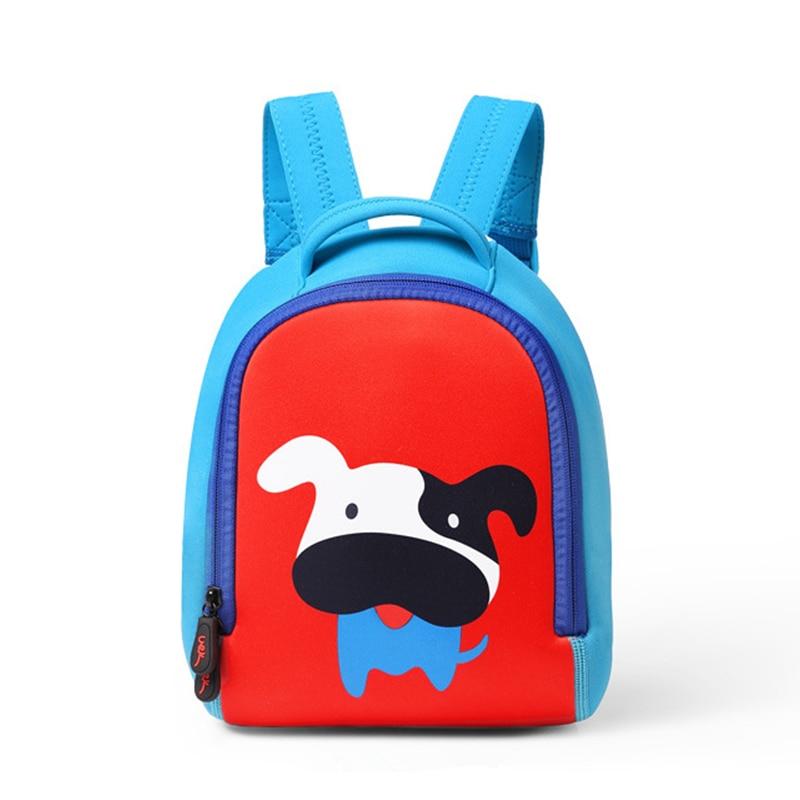 toddler kid children schoolbag schoolbag for boy girl waterproof 3d cartoon. Black Bedroom Furniture Sets. Home Design Ideas