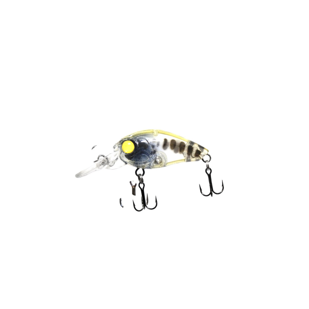 BassLegend-Fishing Floating Mini Crankbait Bass Pike Lure 38mm/4g pro jewelry floating mini charms for floating locket