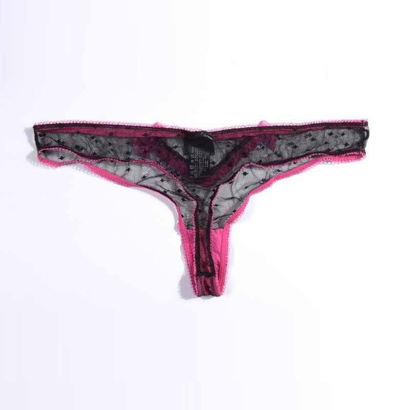 b48ee25153e6 ... Sexy Women Lovely Sweet Briefs Lace Underwear High Quality Seamless  Thongs No trace Tanga G String ...