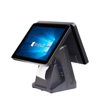 Registratore Di Cassa Touch Screen In Vendita | A Buon Mercato 15 Pollice Sistema Pos Touch Screen All In One Pc Adatto Per Il Ristorante Sistema Pos Terminale Di Vendita Registratore Di Cassa