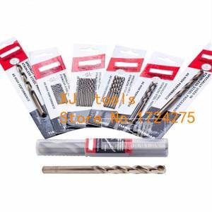 10PCS 0.3mm-3.0mm HSS-CO M42 D