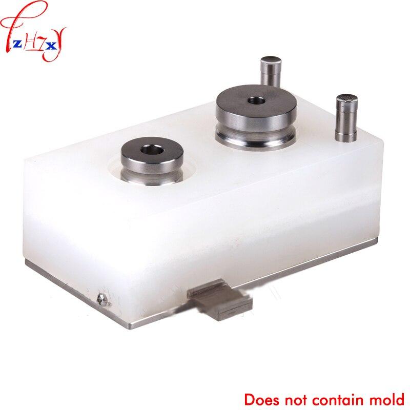 Mini Horizontal Manual Press Machine TDP-00 Handheld Pill Press Machine (without Molds) 1pc Press Machine