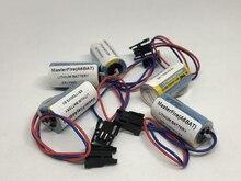 MasterFire 9pcs/lot New Original ER17330V 3.6V ER17330V/3.6V Servo A6BAT PLC Lithium Battery Batteries цены