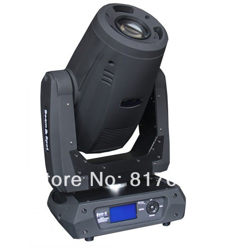 Nuovo arrivo 330W 15R Sharpy beam testa mobile light CMY + beam + spot 3-in-1 movinghead beamheads per eventi concerti 2 prismi