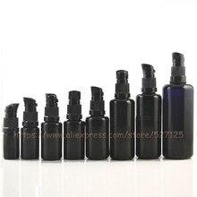 5 мл до 100 мл темно-фиолетовый черный светильник для защиты от стеклянных бутылок, рулонный светильник/эфирное масло/духи/Дезодорант