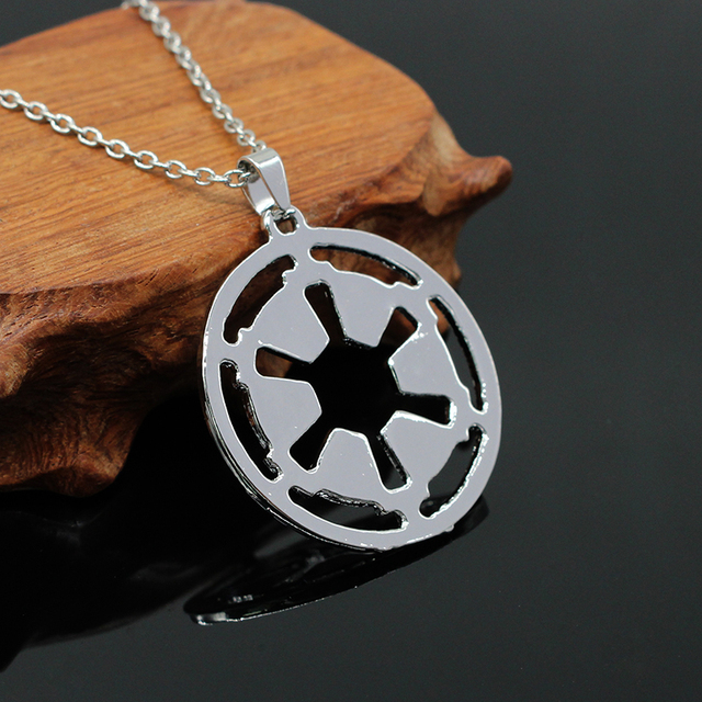 Star Wars Pendant Necklace