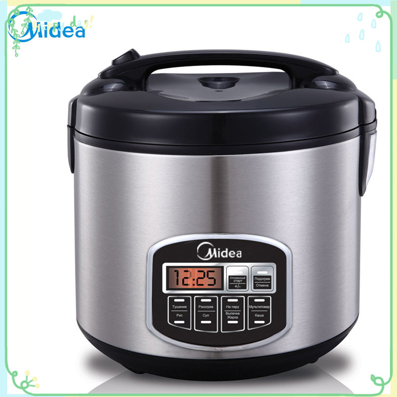 8 5L Commercial Electric Heating Cookers Steaming Cooking Kitchen Rice Cooker