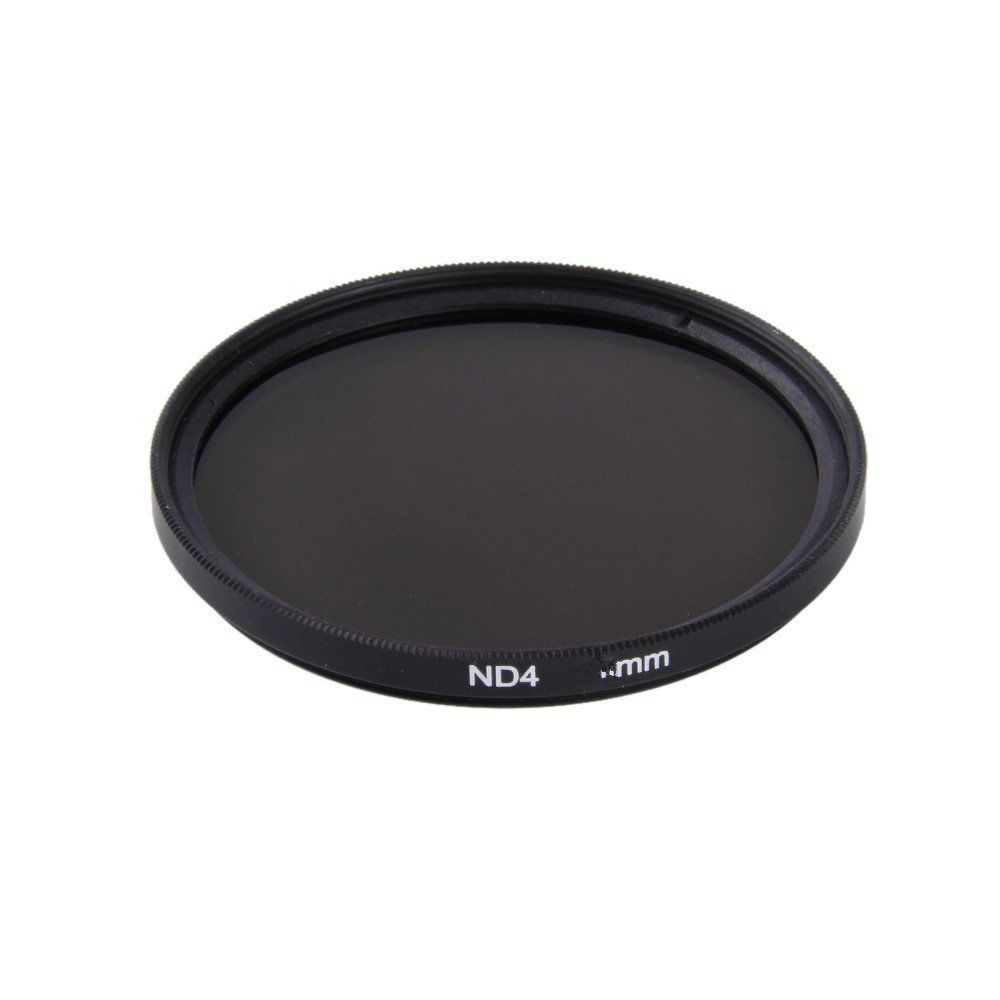 58mm Neutral Density ND2 ND4 ND8 ND 2+4+8 Filter Set with case Kit - Camera and Photo - Photo 4