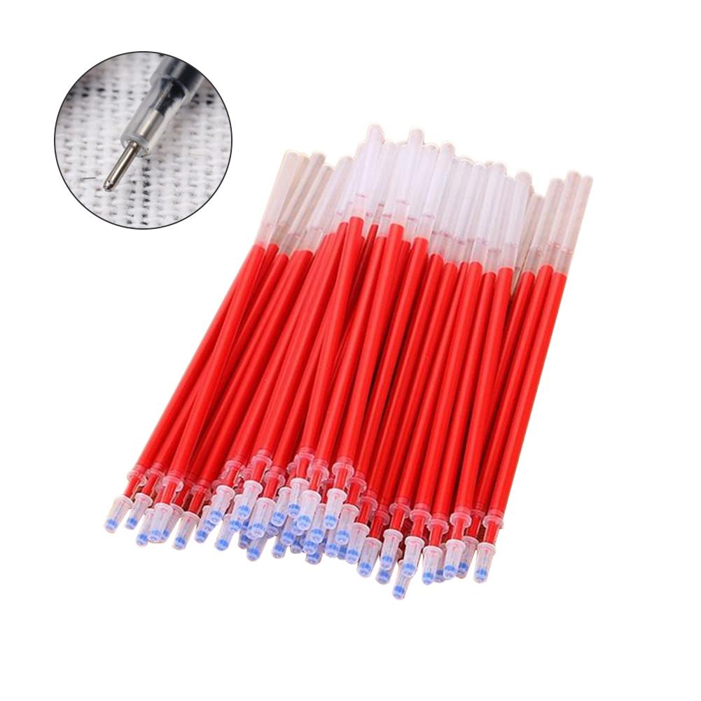 New Hot 20Pcs <font><b>Gel</b></font> <font><b>Pen</b></font> <font><b>Refills</b></font> Ink <font><b>Needle</b></font> Tubing 0.5mm Penpoint Office School Supplies image