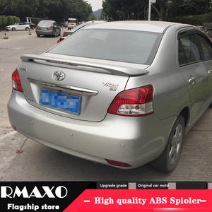 Toyota Yaris Trd Spoiler Grand New Veloz 2019 Top 10 Largest Brands For Vi 2008 2011 Sedan Abs Material Car Rear Wing Primer
