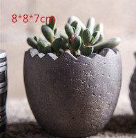 geometry mold Silicone mold flower pots molds 3d vase molds vases mould moulds pot Cement mould silica gel concrete moulds