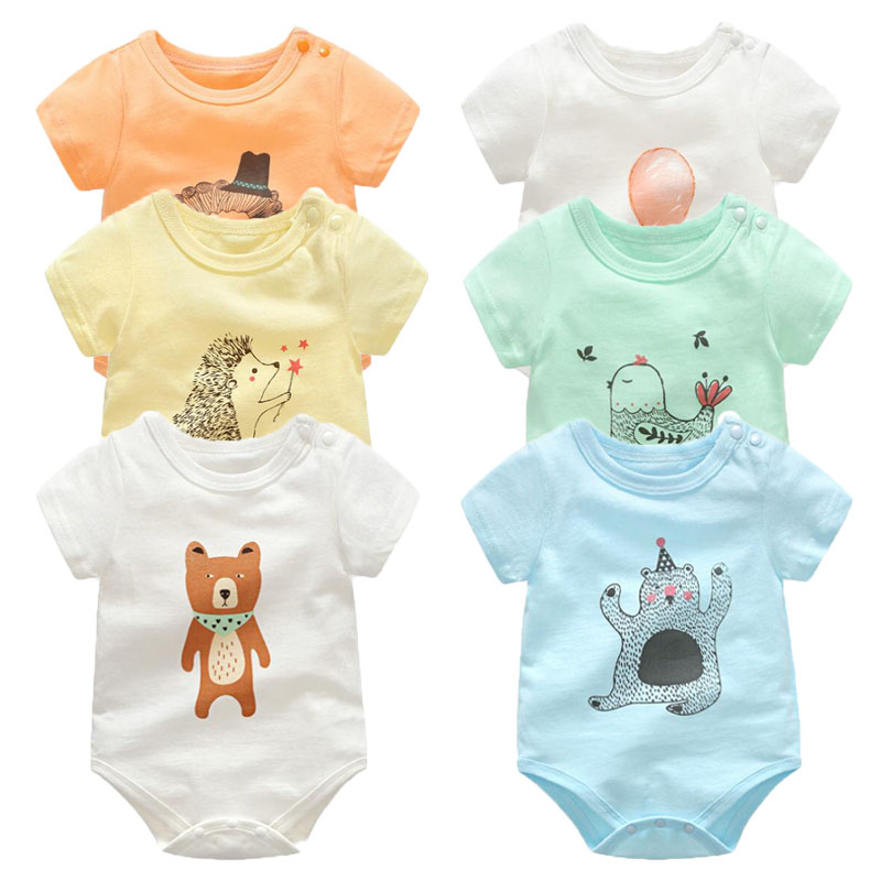 New Infant Baby Boy Clothes Girl Babygrows Playsuit   Romper   I Hooked Daddys Heart newborn baby clothes unisex baby   rompers