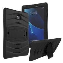 Для samsung galaxy tab e t560 t561 9.6 7-дюймовый планшетный heavy duty прочный влияние гибридный case kickstand обложка противоударный + подарок