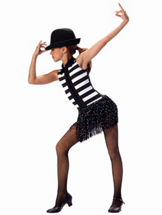 Child Adult female jazz dance dance stage performance clothing clothes professional costumes