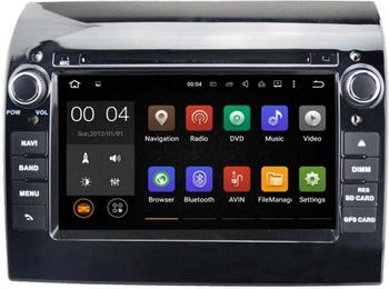 2018 Android 7.1 ! car multimedia for Fiat Ducato 2007 + radio DVD Car GPS navigation radio stereo wifi & 3G Mp3/Mp4 playstore