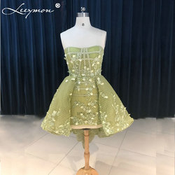 Real hot homecoming dresses beadings 2017 grid robe cocktail gowns hi lo vestido de festa short.jpg 250x250