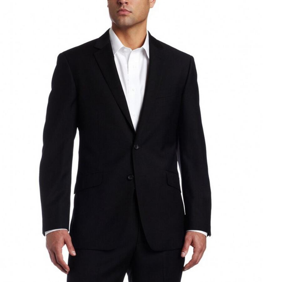 Здесь продается  New Men Suits (Jackets+Pants) Slim Custom Fit Tuxedo two-Pieces Bridegroom Business Formal Dress Wedding Dress Suit  Одежда и аксессуары