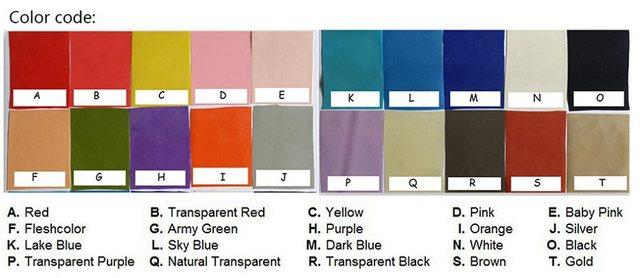 05 color code