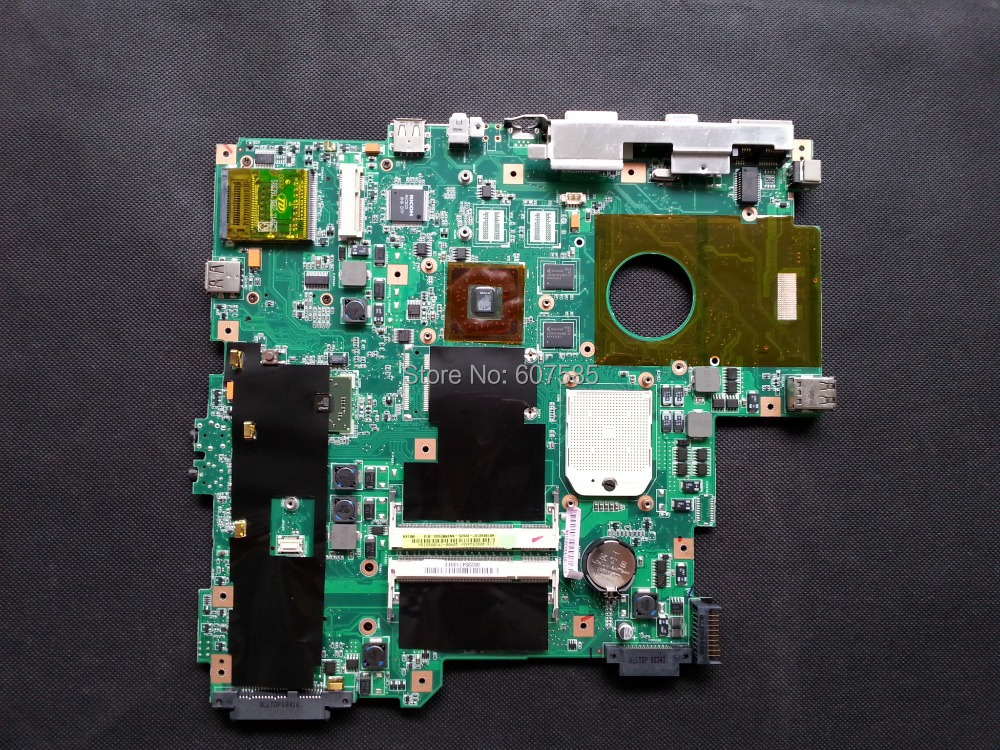 For ASUS M51KR F3KR Laptop Motherboard AMD CPU 100% stock free shipping