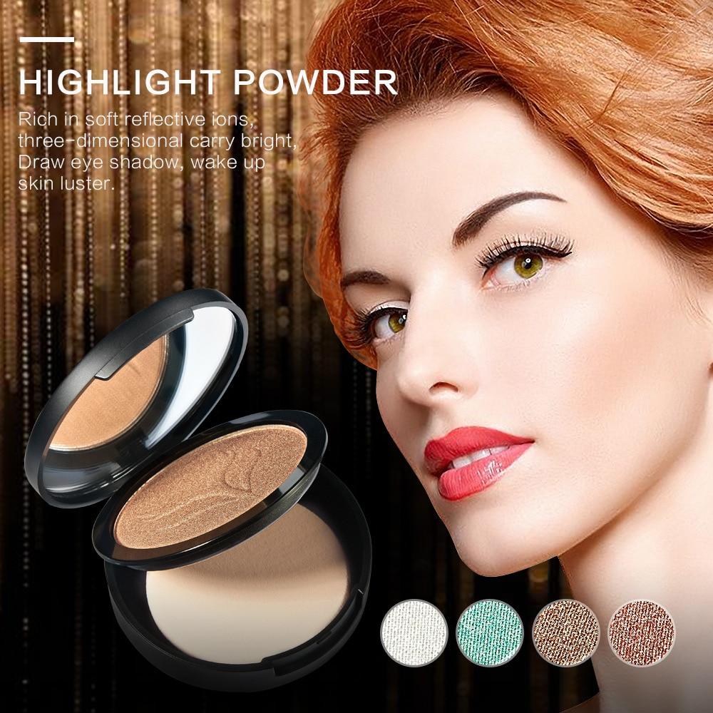 2017 Eyeshadow Palette Holographic Shade Eye Shimmer Shine