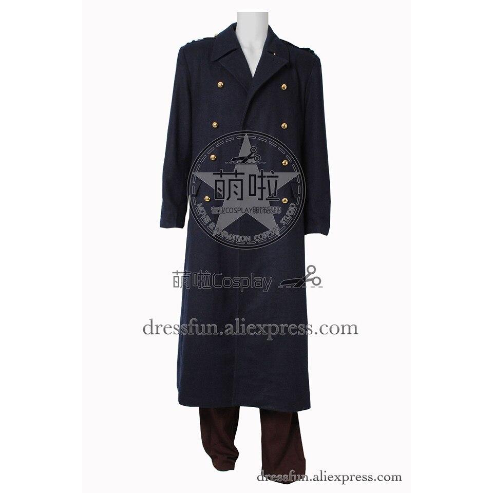 Manteau de jack harkness