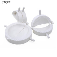 CTREE 3Pcs/set Home Dumpling mold Pastry Maker Convenient Dumplings Mold China Cuisine Dough Press Device C121