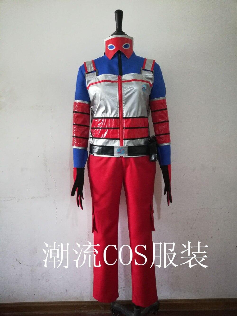 Henry Danger Kid Danger Cosplay Costume Custom Made