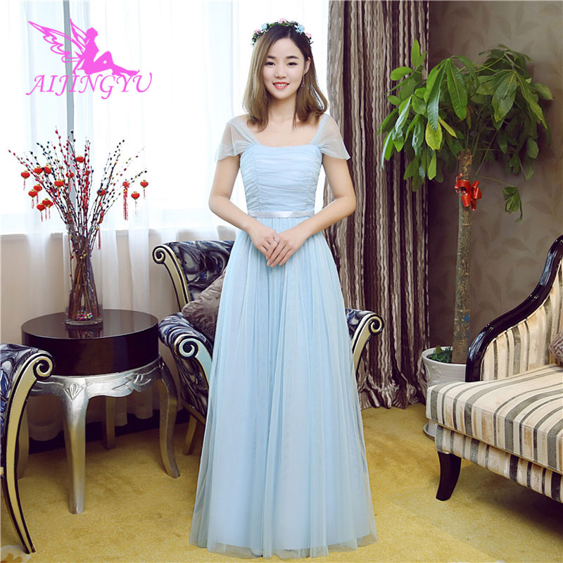 AIJINGYU 2018 sexy wedding party   bridesmaid     dresses   short formal   dress   BN159