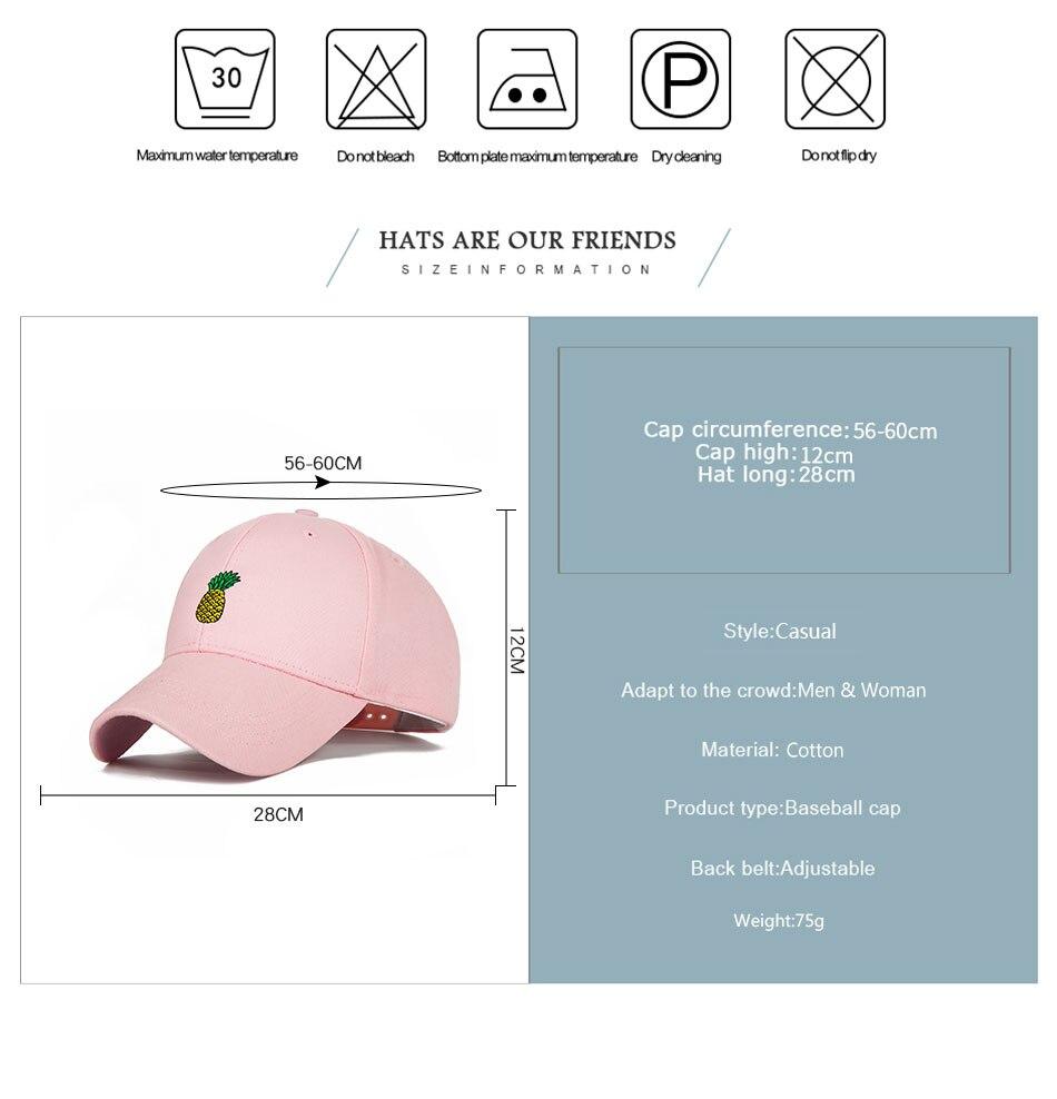 Baseball Caps Cheap Baseball Caps SIMPLESHOW New Pineapple Baseball Cap.We  offer the best wholesale price 7bf135aebbb4