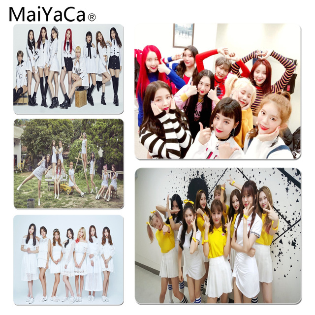 Maiyaca High Quality K Pop Momoland Large Mouse Pad Pc Computer Mat