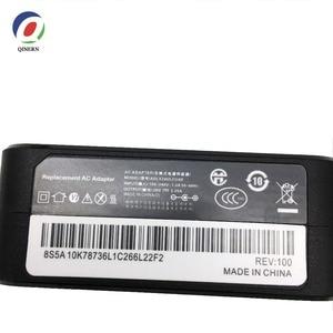Image 4 - QINERN EU 20V 3.25A 65W 4.0*1.7mm caricabatterie per Laptop ca per Lenovo IdeaPad 100 15 710 YOGA 510 14ISK adattatore di alimentazione per Notebook