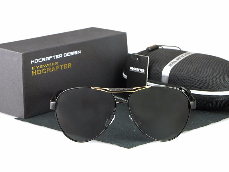 cf8dd13f3181 HDCRAFTER Luxury Sunglasses Women Brand Designer High Quality Female ...