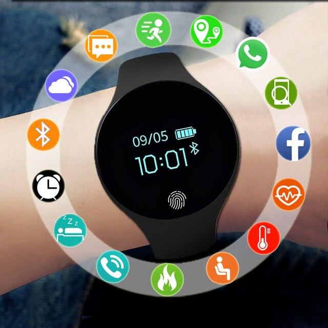 Sport Smart Watch Men Women For Android IOS Smartwatch Fitness Tracker Electronics Smart Clock Wach Health Smart-watch Smartwach