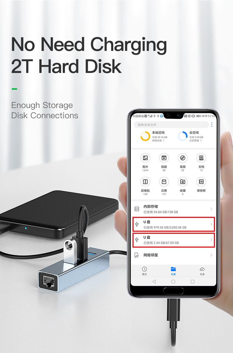 USB HUB (3)