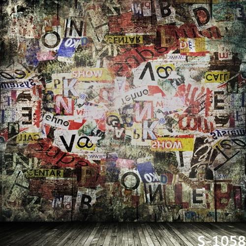 Graffitis vintage - Graffitis en papel ...